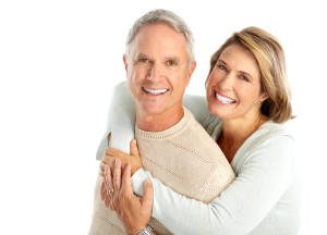 over 50's couple